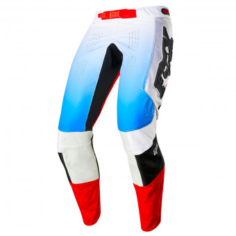Pantalon Cross FOX 360 Linc Blue Red Pant