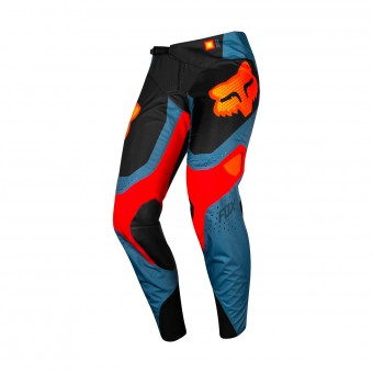 Pantalon Cross FOX 360 Murc Bleu Pant Enfant