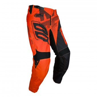 Pantalon Cross SHOT Contact Venom Neon Orange Pant