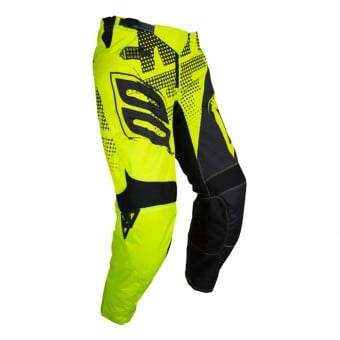 Pantalon Cross SHOT Contact Venom Neon Yellow Pant
