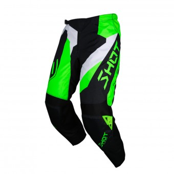 Pantalon Cross SHOT Devo Alert Neon Green Pant
