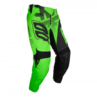 Pantalon Cross SHOT Devo Venom Neon Green Pant Enfant
