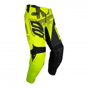 Pantalon Cross SHOT Devo Venom Neon Yelow Pant Enfant