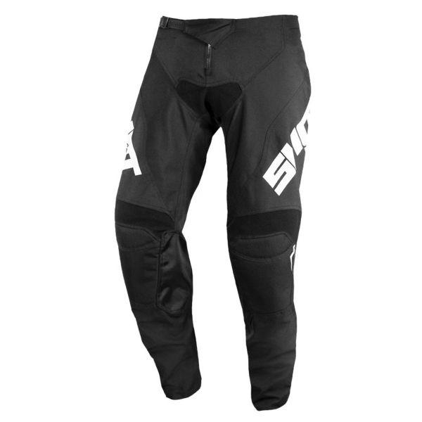 Pantalon Cross SHOT Devo Raw Black Pant