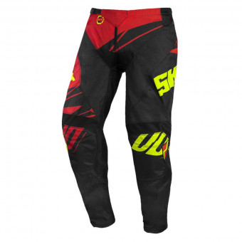 SHOT Pantalon Cross Contact Score Noir//Blanc
