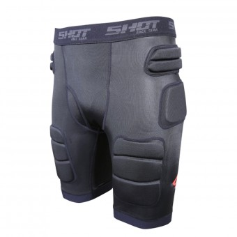 Protections Cross SHOT Shorty Protector Black