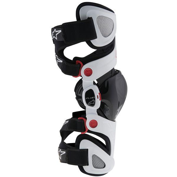 Alpinestars Fluid Pro Set White Red