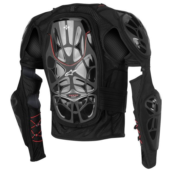 Alpinestars Bionic Jacket Black Red Enfant