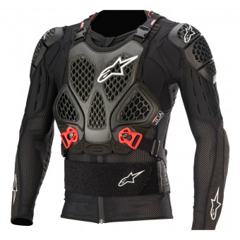 Pare pierre Alpinestars Bionic Tech V2 Black Red