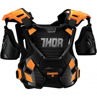 Pare pierre Thor Guardian Black Orange