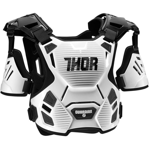 Pare pierre Thor Guardian White Black