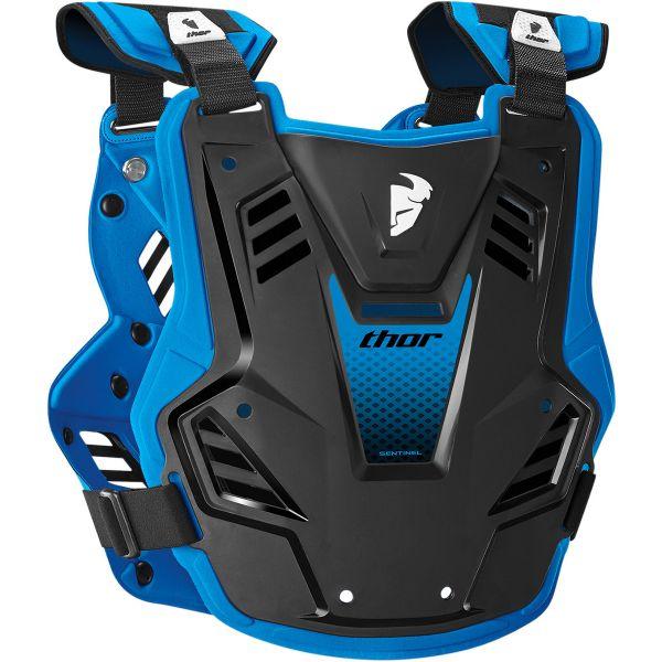 Thor Sentinel GP CE Black Blue Enfant