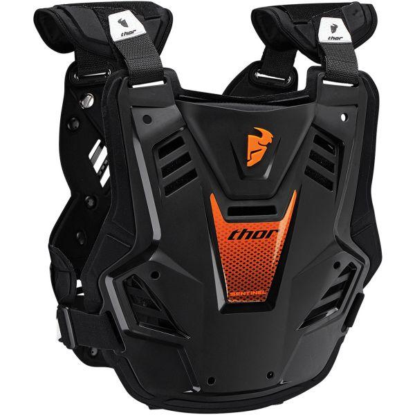 Thor Sentinel GP CE Black Orange Enfant