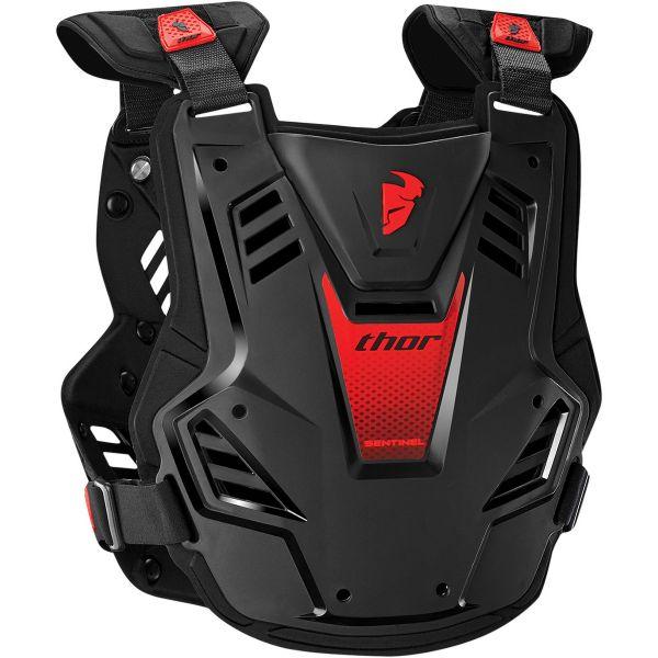 Thor Sentinel GP CE Black Red Enfant