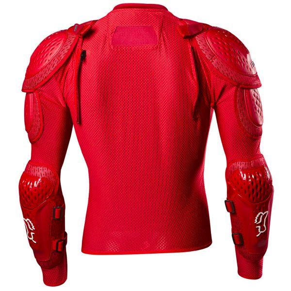 FOX Titan Sport Jacket Flame Red