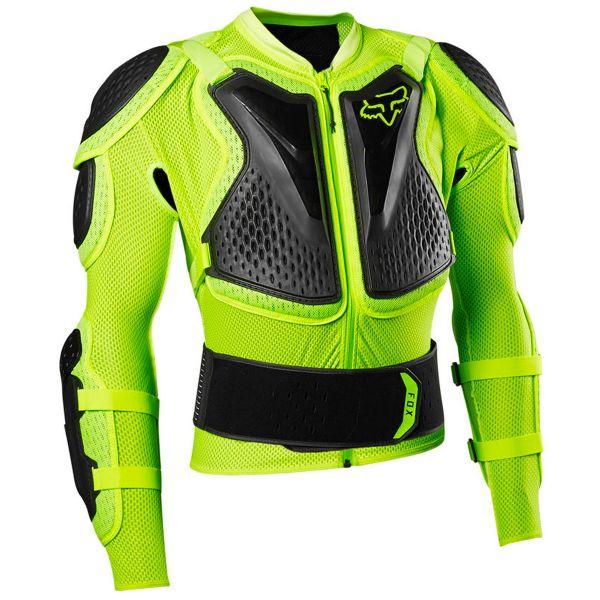 Pare pierre FOX Titan Sport Jacket Fluo Yellow