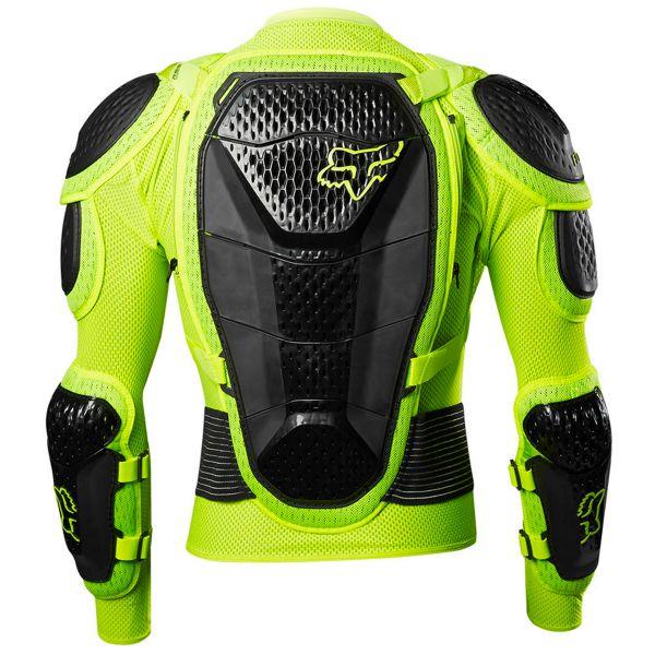 FOX Titan Sport Jacket Fluo Yellow