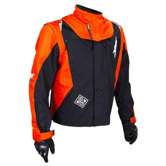 Veste Cross SHOT Advance Orange Fluo
