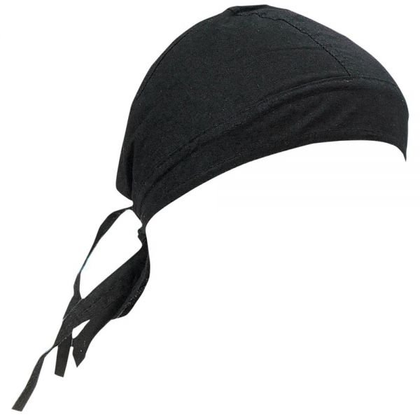 Bandanas Zanheadgear Flydanna Solid Black