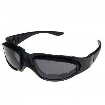Lunettes Moto Baruffaldi Wind Tini Black Photocromique