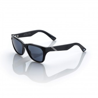 Lunettes Moto 100% Atsuta Black