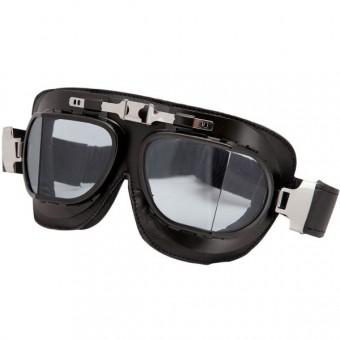 Masque Moto Baruffaldi Vintaco Noir 500103