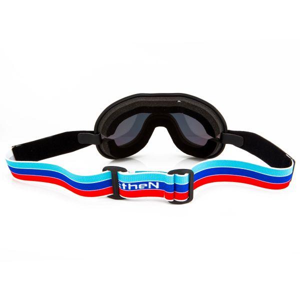 Ethen Masque Cafe Racer Azur Bleu Rouge