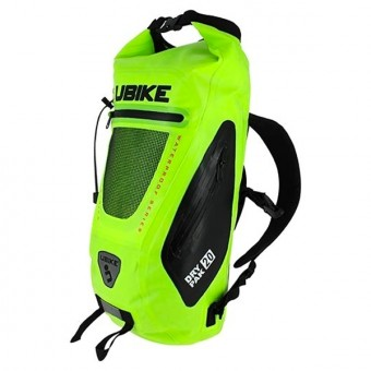 Sac a dos Moto UBIKE Easy Pack 20L Vert