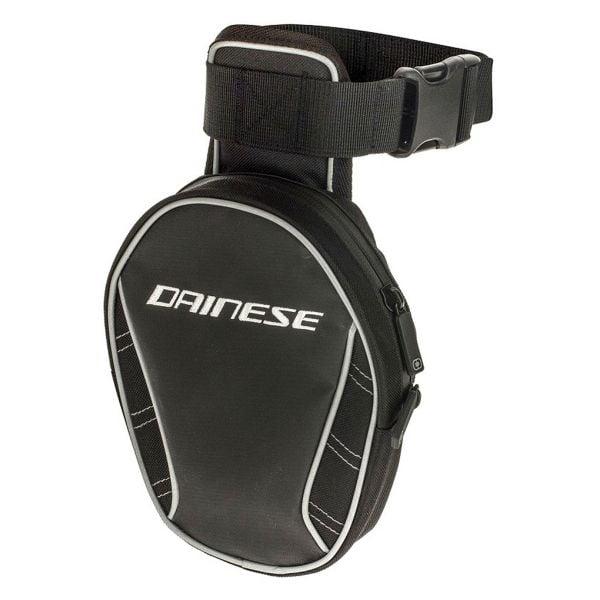 Sac a dos Moto Dainese Leg Bag Stealth Black