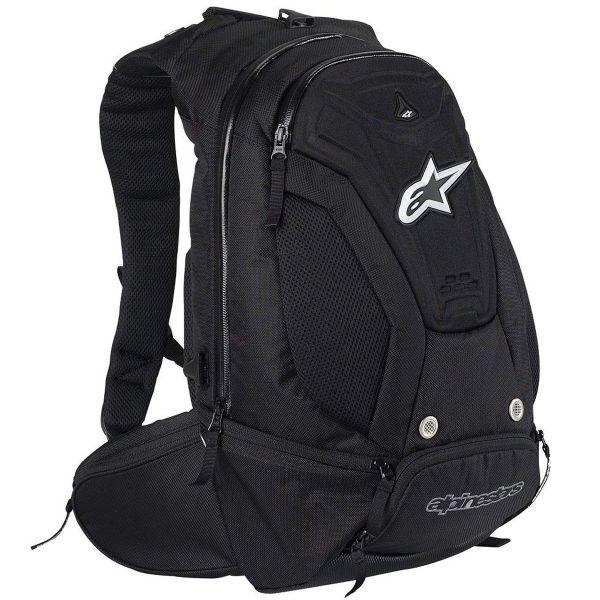 Sac a dos Moto Alpinestars Charger Back Pack Black