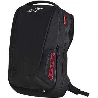 Sac a dos Moto Alpinestars City Hunter Backpack Black Red