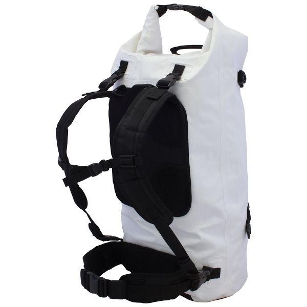 UBIKE Cylinder Bag 30 L Blanc Noir