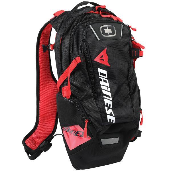 Sac a dos Moto Dainese D-Dakar Hydratation Back Pack Black