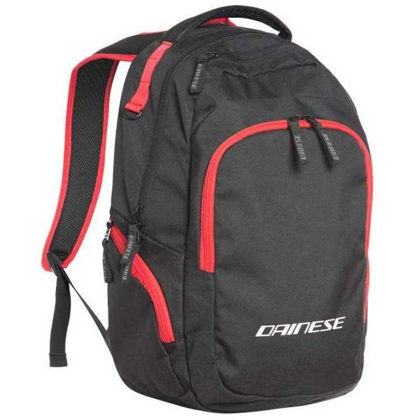 Sac a dos Moto Dainese D-Quad Backpack Black Red