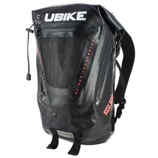 Sac a dos Moto UBIKE Easy Pack + 20L Black Black