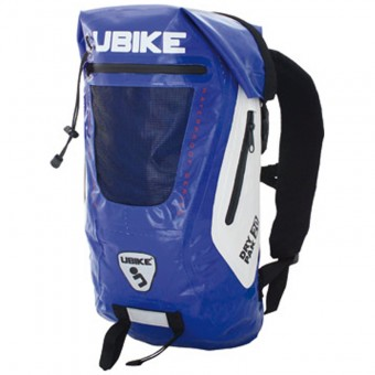 Sac a dos Moto UBIKE Easy Pack + 20L Blue