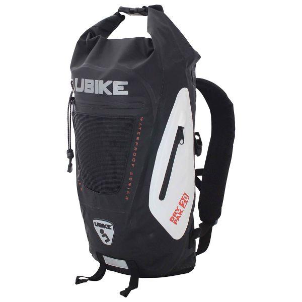 Sac a dos Moto UBIKE Easy Pack + 20L Noir