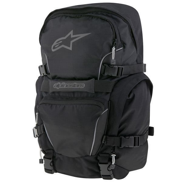 sac dos alpinestars force backpack 25 black au meilleur. Black Bedroom Furniture Sets. Home Design Ideas