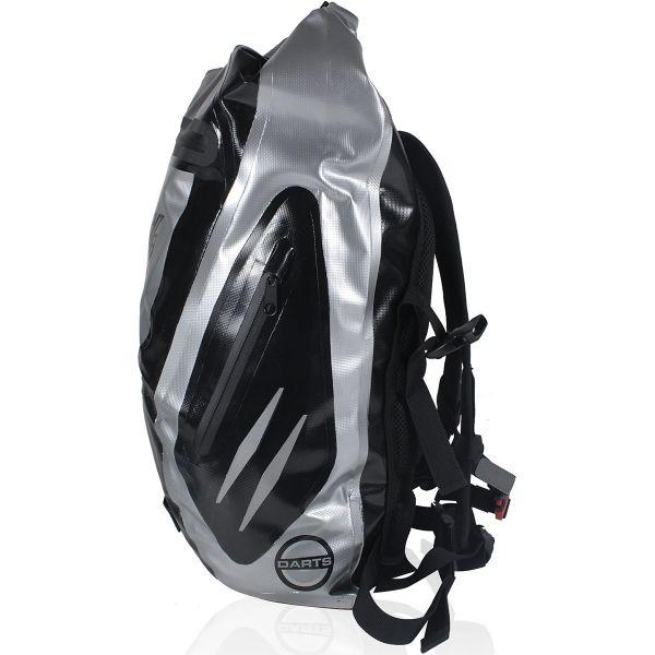 Darts Fusion Black Silver 25L