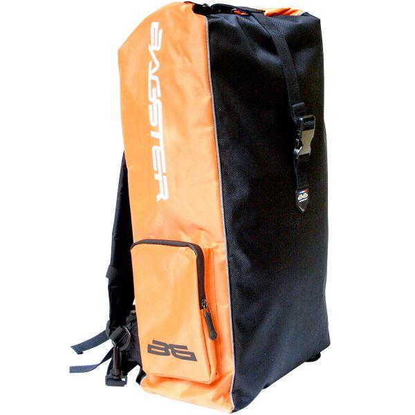 Sac a dos Moto Bagster Navigate Black Orange