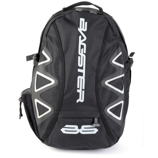 Sac a dos Moto Bagster Player Black White