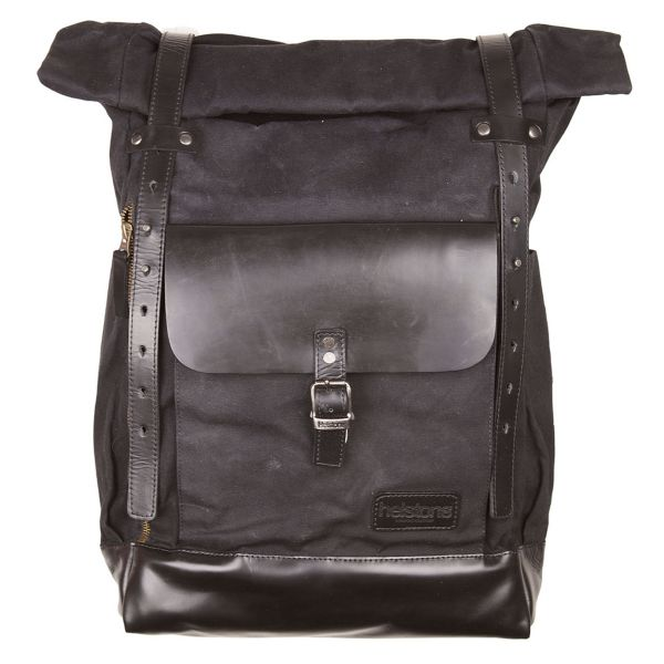 Sac a dos Moto Helstons Sac Back Pack City Beige Black