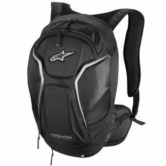 Sac a dos Moto Alpinestars Tech Aero Black White