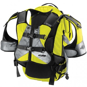 Sac a dos Moto ICON Squad II Pack Mil-Spec Yellow