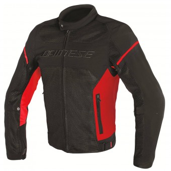 Blouson Moto Dainese Air Frame D1 Black Red