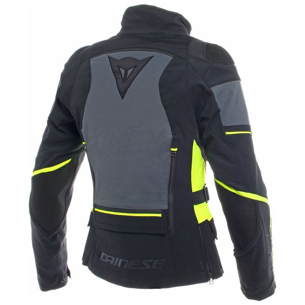 Dainese Carve Master 2 Lady Gore-Tex Black Ebony Fluo Yellow