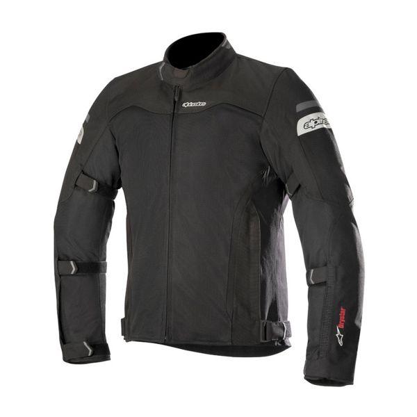 Blouson Moto Alpinestars Leonis Drystar Air Black