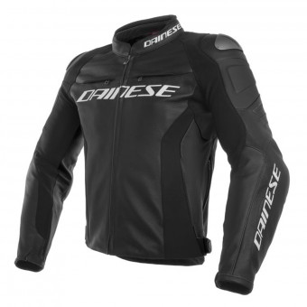 Blouson Moto Dainese Racing 3 Perforated Black
