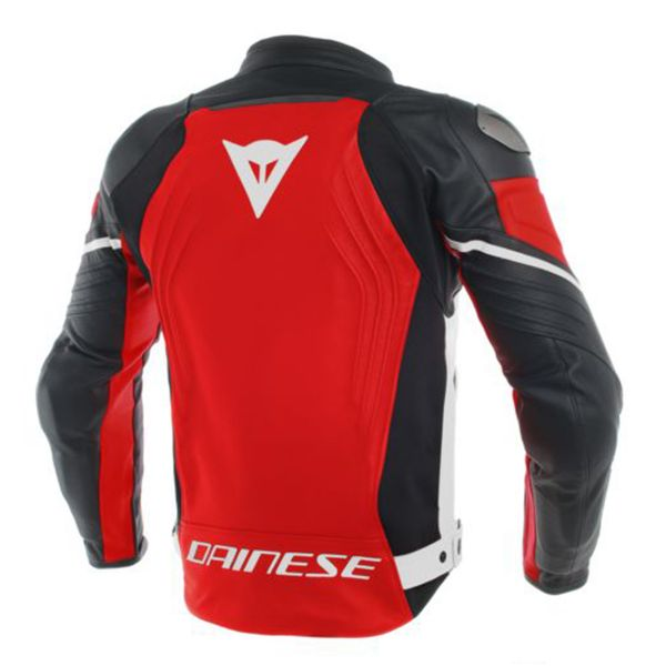 Dainese Racing 3 Red Black White