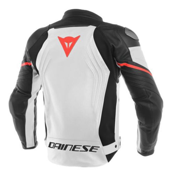 Dainese Racing 3 White Black Red